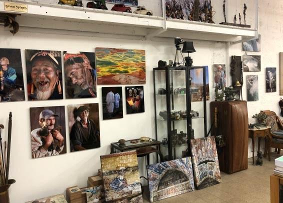 מוזיאונים גלריות ואמנים ברומייד